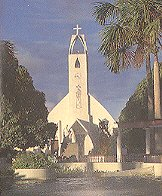 The church in Leticia