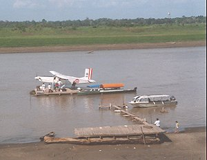 The Catalina to Iquitos in Peru.
